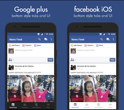Download Gratis Swipe For Facebook Pro v3.0.4 APK