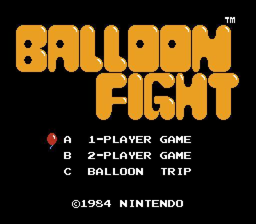 RETROGAMES: RECORDAMOS BALLOON FIGHT