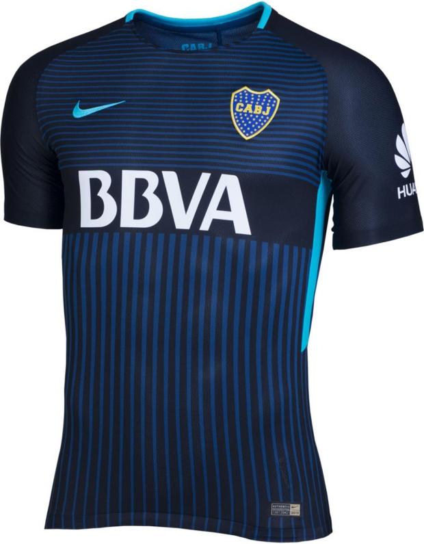 Nike lança a nova terceira camisa do Boca Juniors - Show de Camisas a2376908251f8