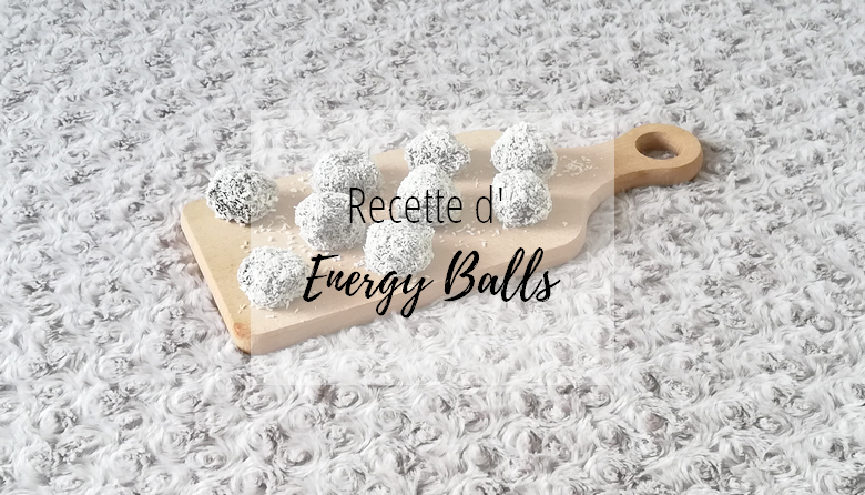 recette energy balls