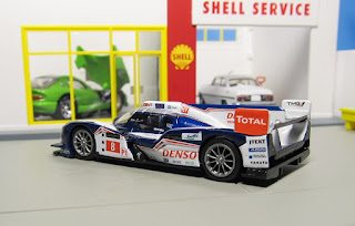 spark  Le Mans