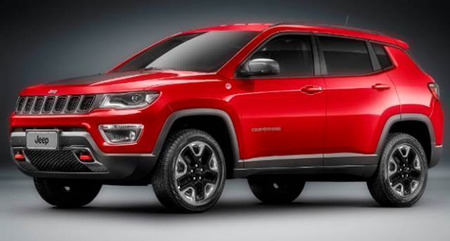 2018 Jeep Compass Specs, Price, Release Date
