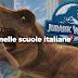 La Realtà Aumentata approda nelle scuole italiane e fa rivivere i dinosauri di Jurassic World
