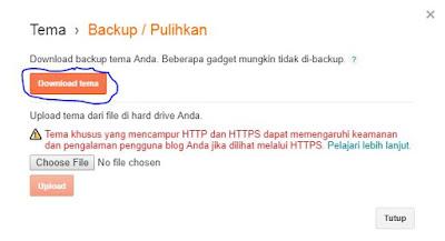 Cara Pasang dan Aktifkan HTTPS (SSL) di Blogspot Custom Domain