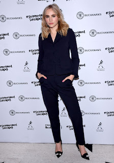 Suki Waterhouse At International Scotch Day At Antiguo Reforma Hotel In Mexico City