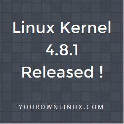 linux-kernel-4-8-1