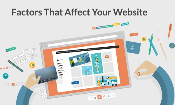 website factors