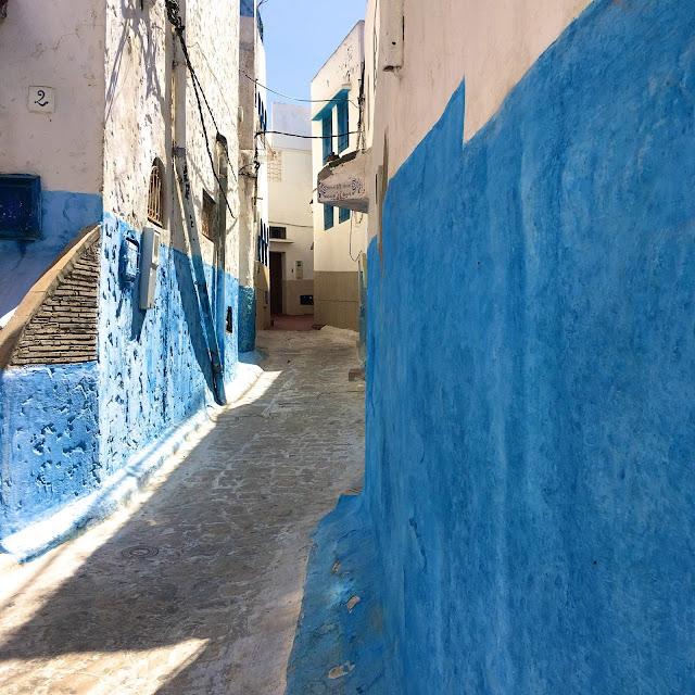 Rabat, Kasbah de Oudayas