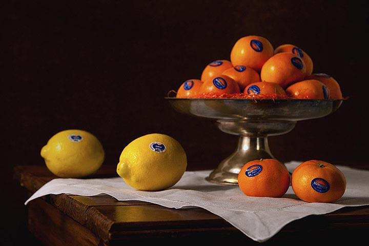 meyve sanatı resimleri