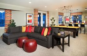 130 Desain Interior Terbaik Ruang Tamu Colorfull - Rumahku Unik