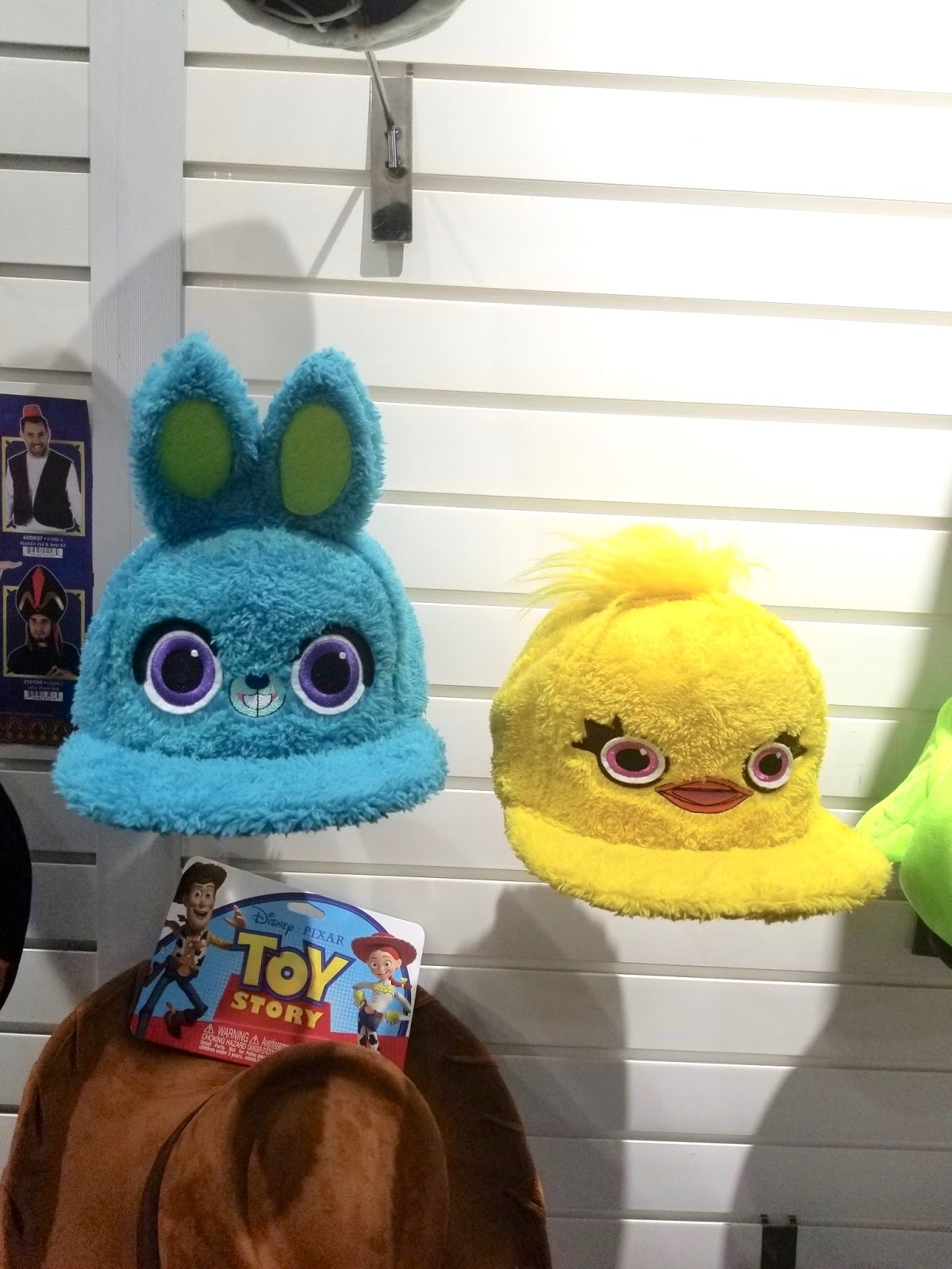 toy story 4 hats