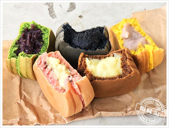 屏東豆廚子紅豆餅專賣-紅豆餅界的馬卡龍