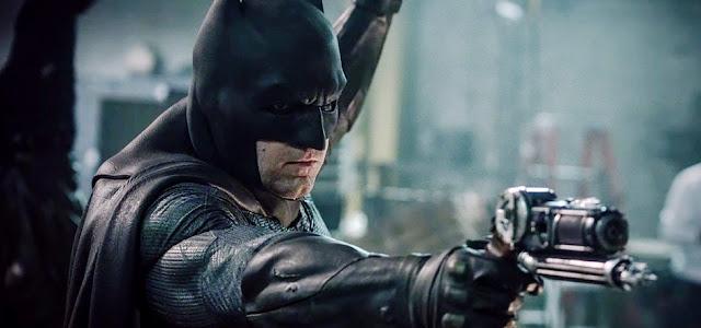 Zack Snyder divulga imagem inédita de Ben Affleck como Batman
