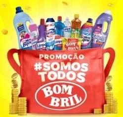 Cadastrar Nova Promoção BomBril 2019 1001 Prêmios Até 500 Reais 2 de 100 Mil Reais