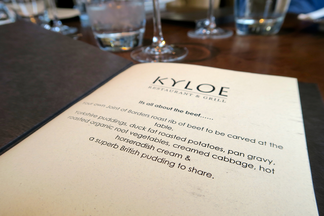 kyloe restaurant edinburgh scotland