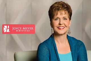 Joyce Meyer's Daily 15 October 2017 Devotional: The Blood of Jesus