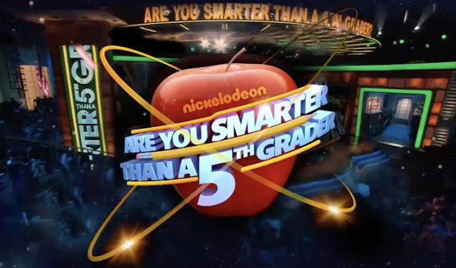 Nickelodeon USA to Premiere 'Are You Smarter Than A 5th Grader' on Monday, June 10, 2019 at 7:00 p.m. (ET/PT)
