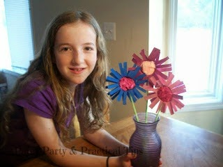 Mothers Day Crafts,  Flowers for Mothers Day