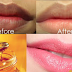 You Can Lighten Dark Lips And Get Glossy And Shiny Lips Using This Natural Proven Ways!