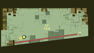 Sound Shapes Death Mode @ Event Horizon #2