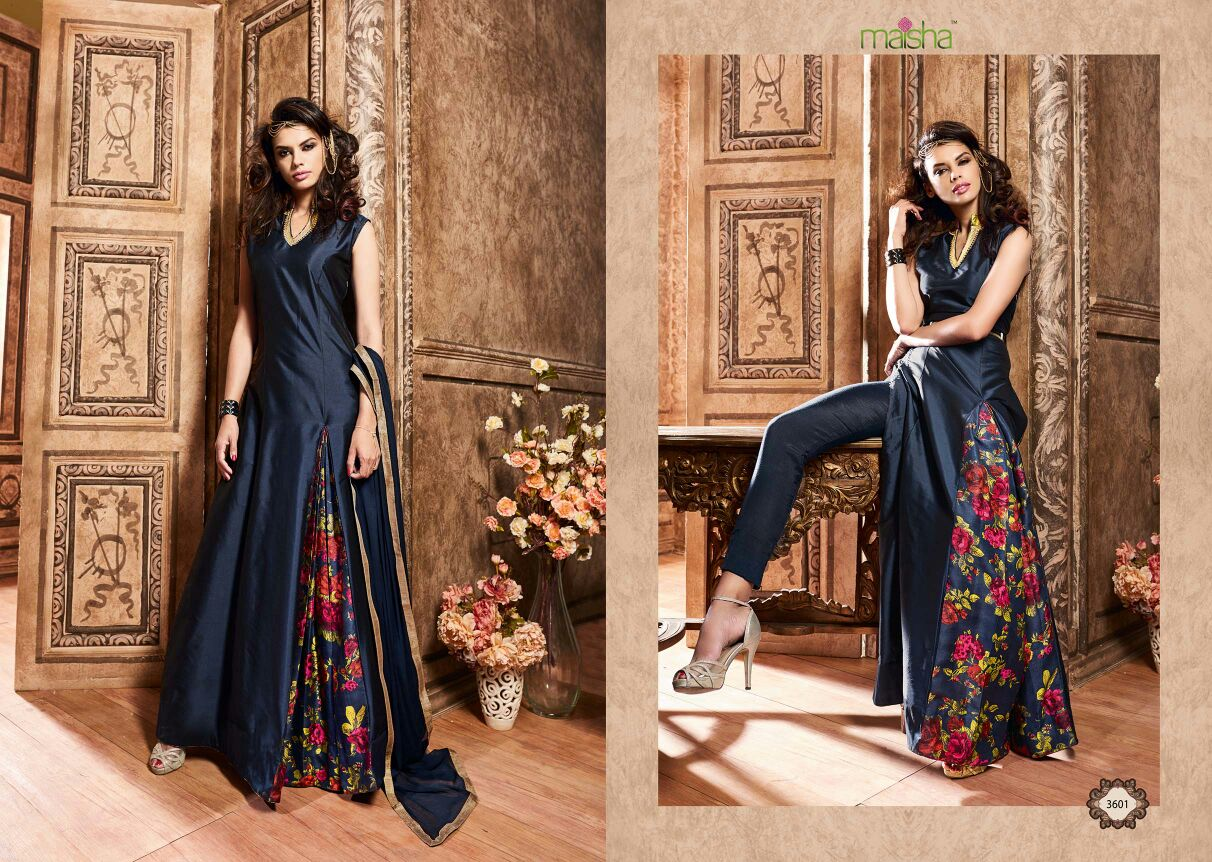 Seep – Fashionable And Stylish Party Wear Salwar Suit