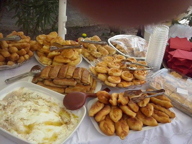 Ταξίδι στις Ποντιακές γεύσεις, από την Εύξεινο Λέσχη Χαρρίεσας