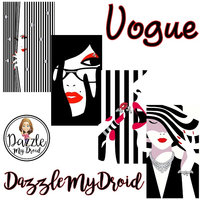 Vogue wallpaper collection