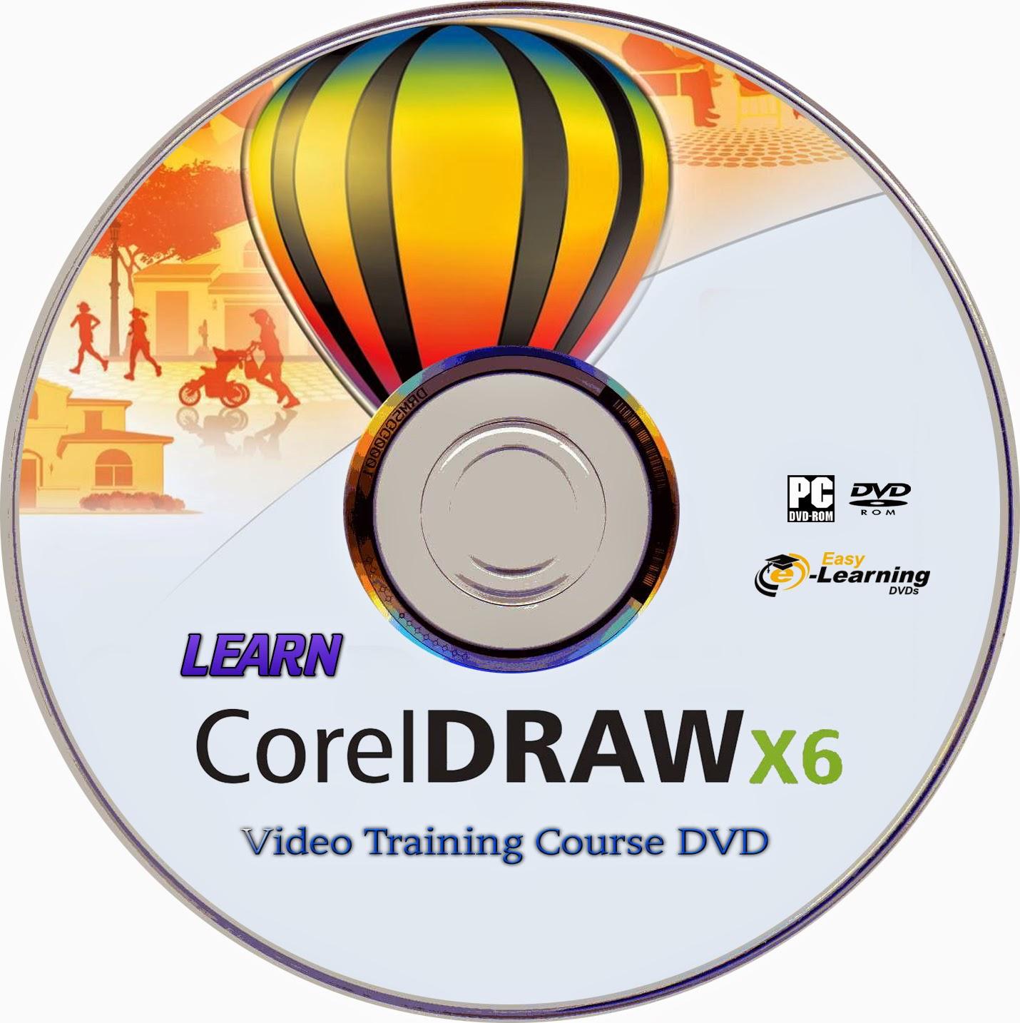 Tutorials DVD world: CorelDRAW X6 Video Training Tutorial DVD Rs 299/-
