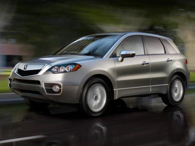 Car Overview: 2013 Acura RDX