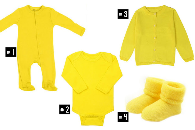 10 Bold Gender Neutral Baby Colors {unisex baby clothes}, unisex layette, gender neutral baby clothes