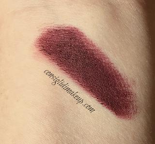 Swatches Lipstick Matte 447 Inglot