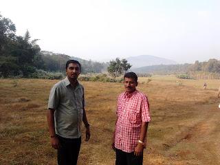 MAdhu Pillai and Kuryan at Punchapadam Palakadd