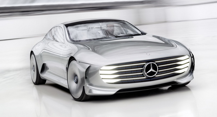 Mercedes Plans To Launch Four EVs By 2020; 2 Sedans & 2 SUVs Expected