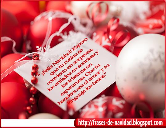Frases de Navidad
