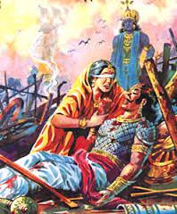 Sejarah Lahirnya Dewa Krisna : sejarah, lahirnya, krisna, Penyebab, Kematian, Krishna, Dalam, Kisah, Mahabharata, Kuwaluhan.com