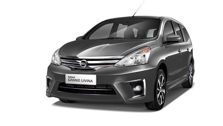 Mobil Nissan All New Grand Livina