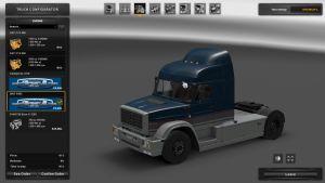 ZIL 5423 truck mod version 2.6