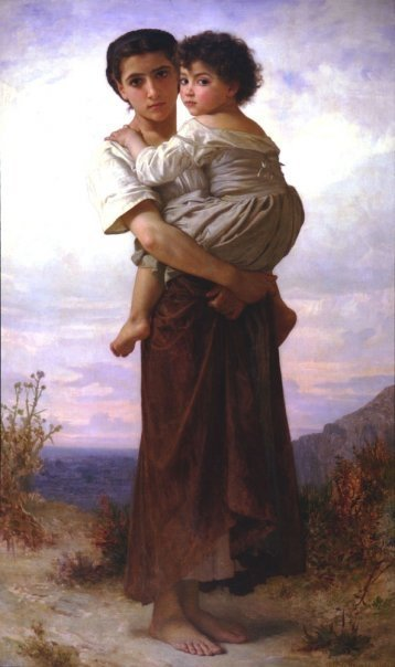William-Adolphe Bouguereau 1825-1905