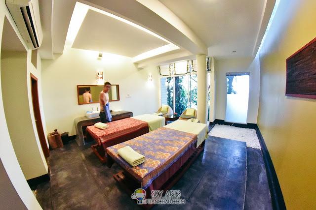 Dara Independence Beach Resort & Spa Jouvence Spa Massage at Sihanoukville Cambodia