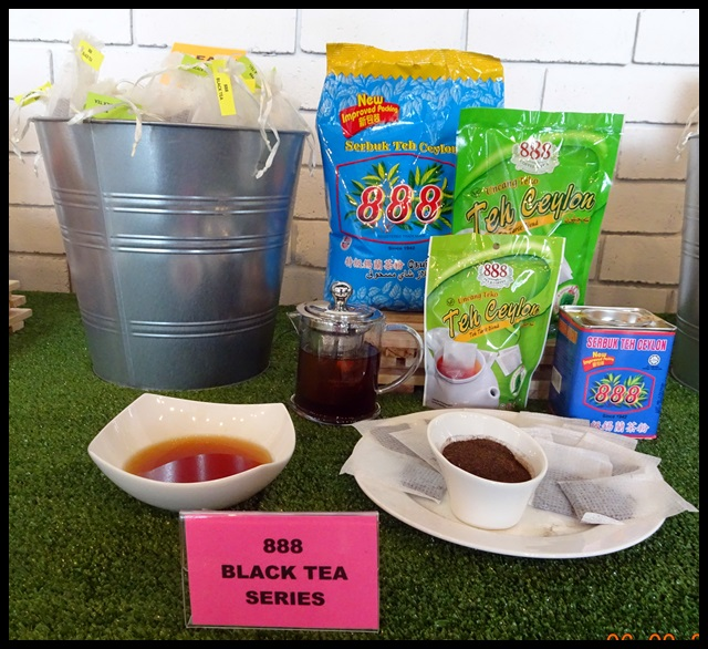 black tea 888