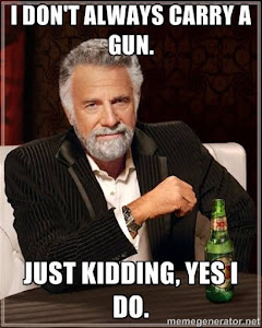 I'm not the world's most interesting man.