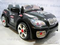 2 Mobil Mainan Aki Junior TR1201A 2 BNW Dinamo 2