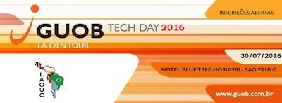 GUOB Tech Day 2016