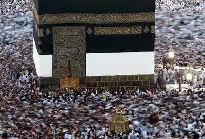 Larangan Masuk ke Masjidil Haram Tidak Benar