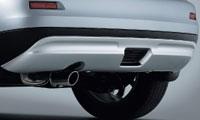 Rear Underbody