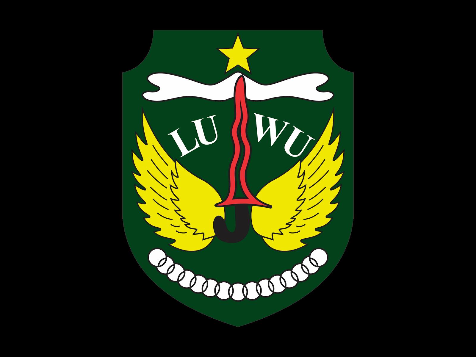 Warung Vector Logo Kabupaten Luwu Vector Cdr Png Hd