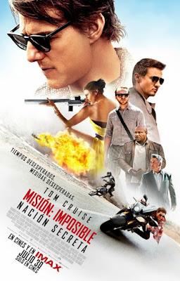 Misión imposible 5 Español Latino (2015) Ver Online completa [Mejorada]