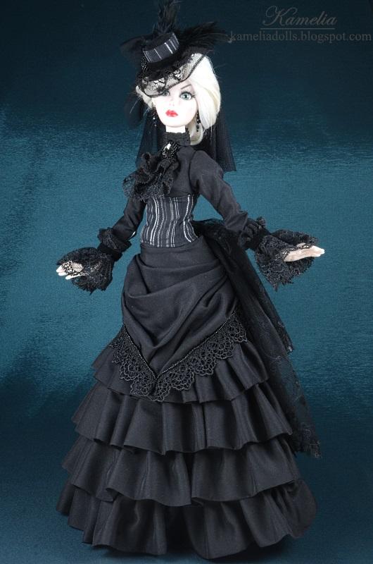 Evangeline Ghastly Black As Night.