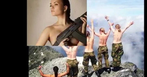 Hoes Hoin, Koleksi Folder Berisi Koleksi Foto Bugil Tentara AS Bocor!