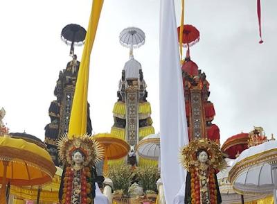 Penjelasan Tri Purura Sebagai Manifestasi Sang Hyang Widhi Dalam Agama Hindu